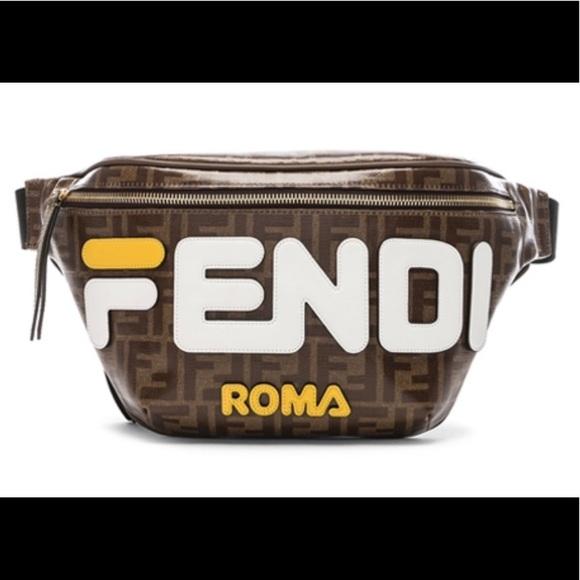 030025e313409 Fendi Roma Fanny Pack